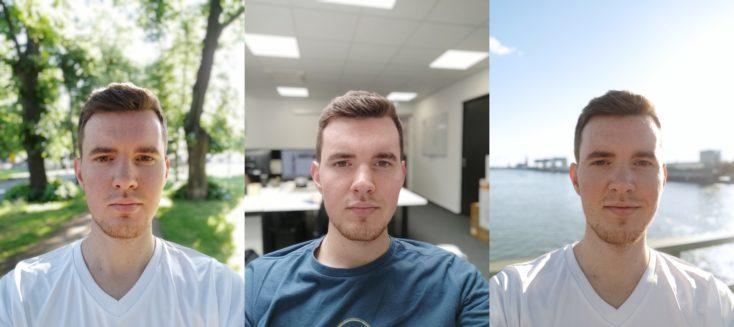Xiaomi Mi 9T Portrait Selfies