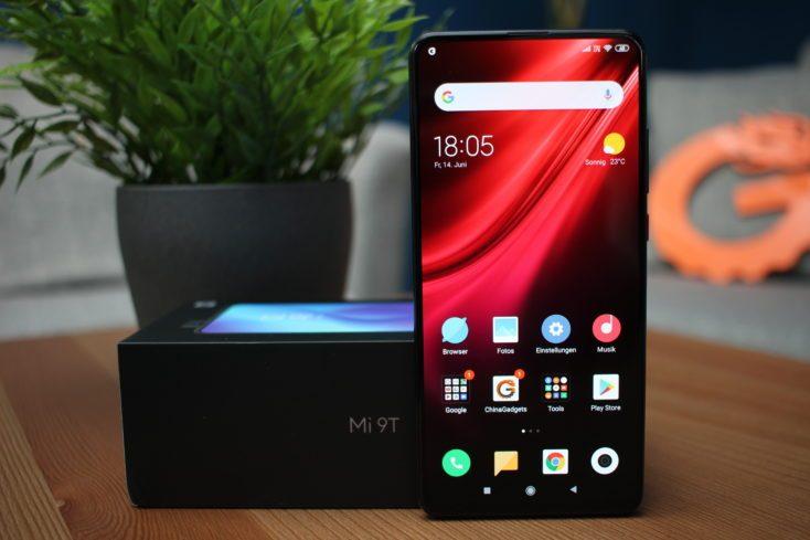 Xiaomi Mi 9T with box