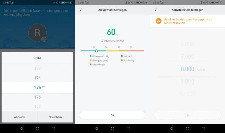 Xiaomi Mi Scale Mi Fit app personal data