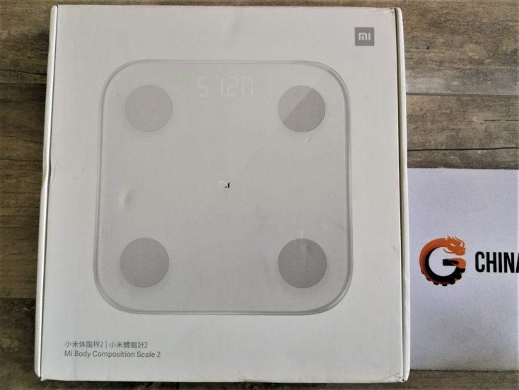 Xiaomi Mi Scale box