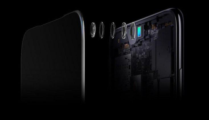 Xiaomi Under Display Camera