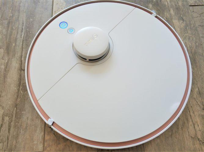 360 S7 vacuum robot