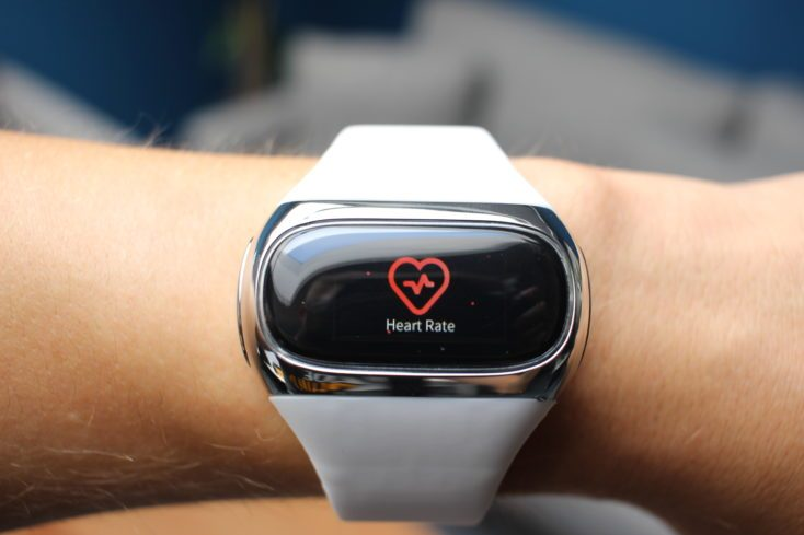 AiPower Wearbuds Heart Rate Monitor Bracelet