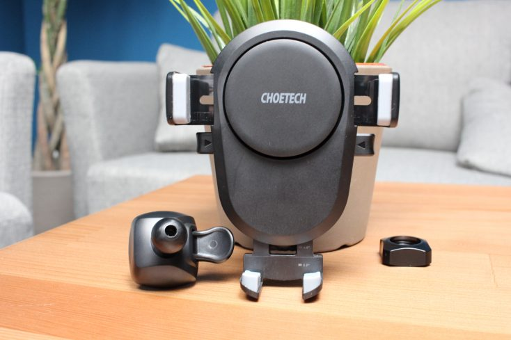 CHOETECH T530-S wireless car charger
