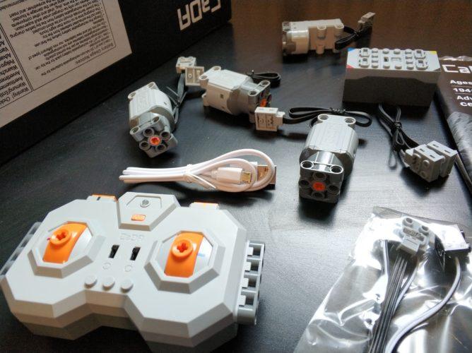 CaDA C61006 Off-Road Truck Electronics