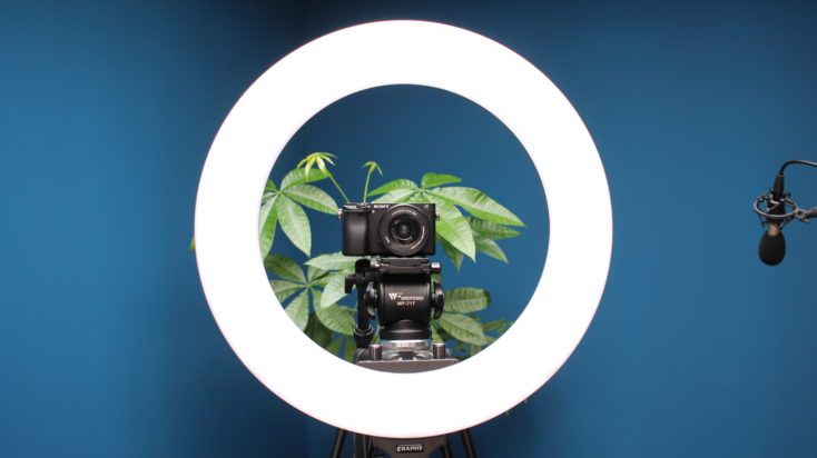 Craphy Ringlight Camera Tripod