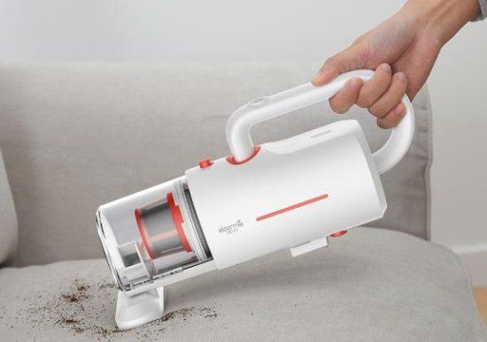 Deerma CM1910 Hand Vacuum Cleaner Sofa