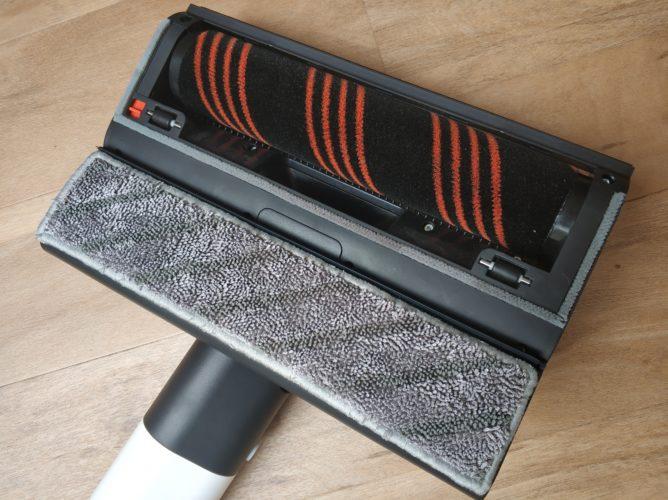 Roidmi NEX Storm Battery Vacuum Cleaner Wipe Attachment
