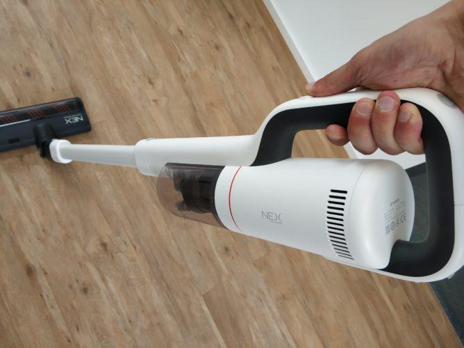 Roidmi NEX Storm Battery Vacuum Cleaner