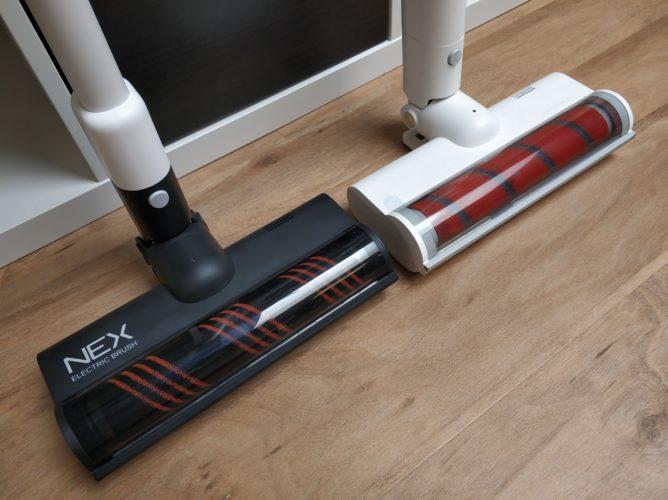 Roidmi NEX Storm Vacuum Cleaner Comparison F8 Optics