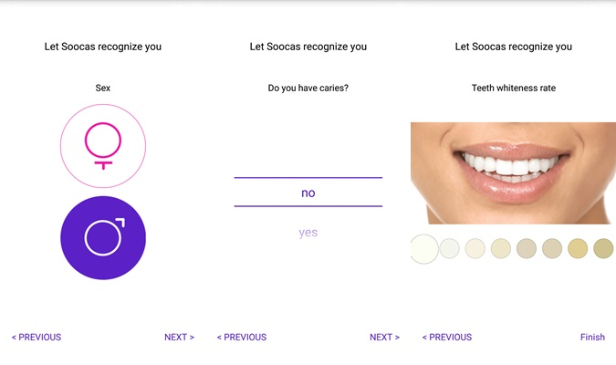 Soocas X5 Electric Toothbrush App Information for Users