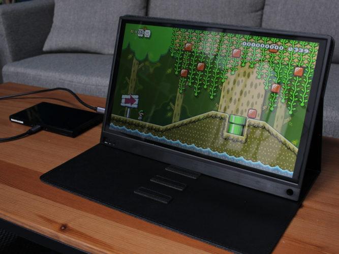 Tbao USB-C Monitor Nintendo Switch