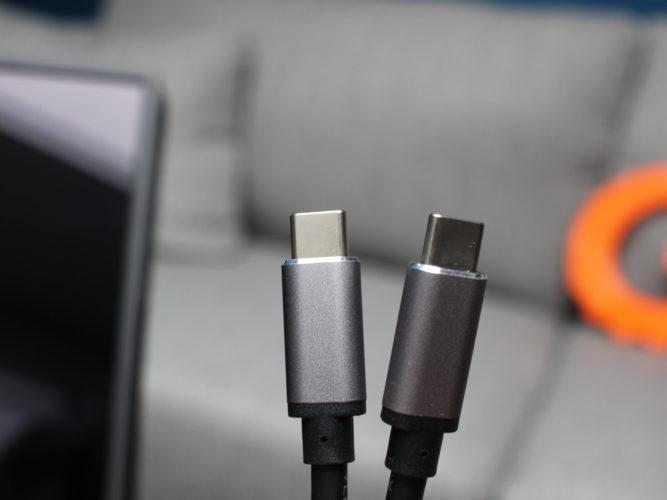 Tbao USB-C Monitor USB-C Cable