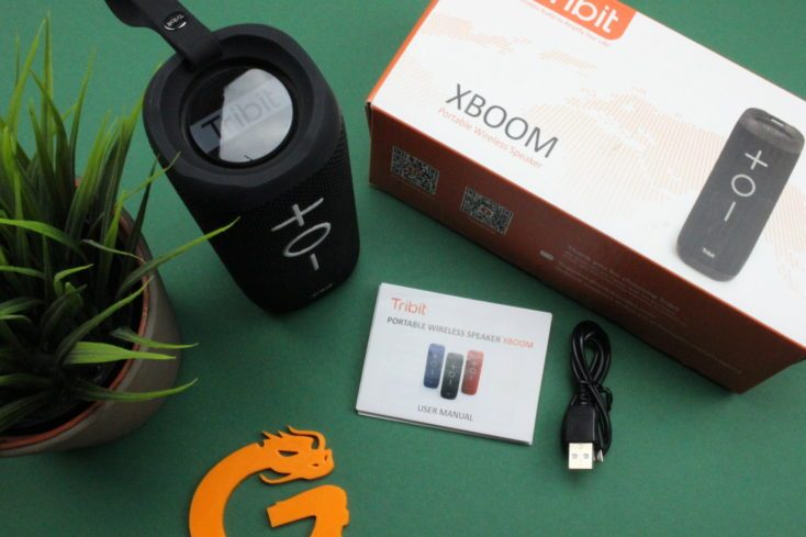 Tribit XBoom BTS30 Scope of delivery