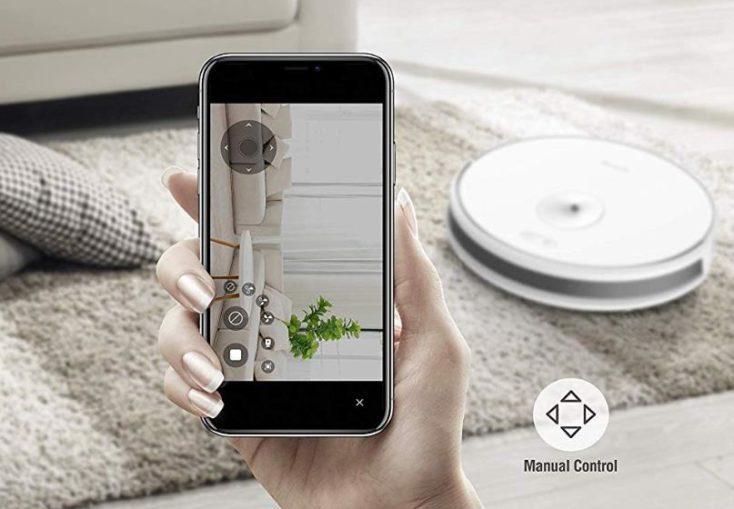 Trifo Ironpie M6 vacuum robot App-control