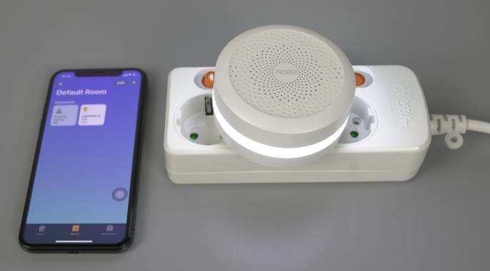 Xiaomi Aqara Smarthome System Europe Controls