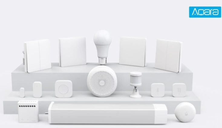 Xiaomi Aqara Smarthome system Europe devices