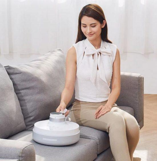 Xiaomi Deerma vacuum cleaner mites textiles sofa
