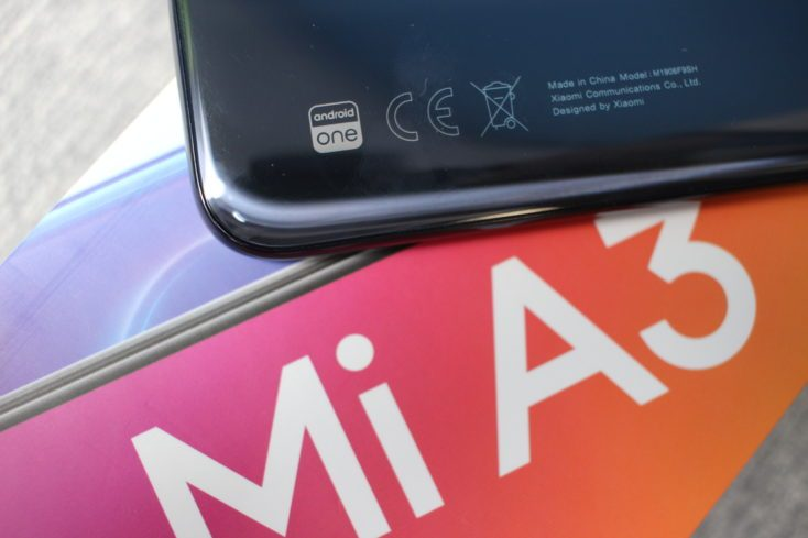 Xiaomi Mi A3 Android One CE Marking