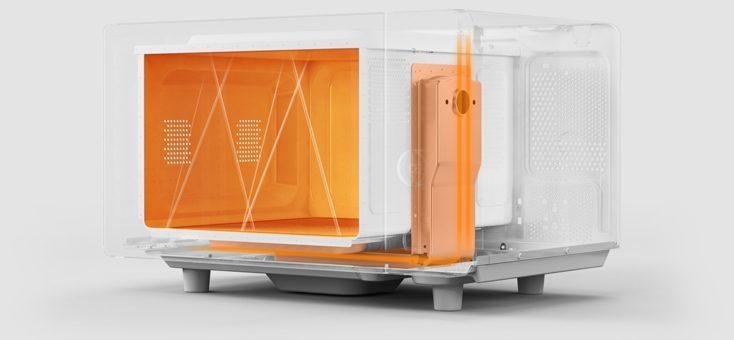 Xiaomi Mijia Microwave Power