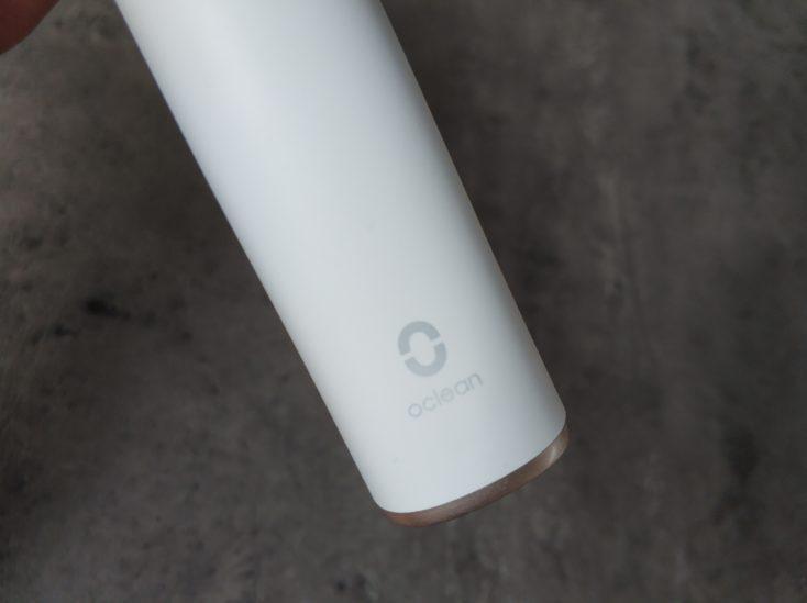 Xiaomi Oclean X Toothbrush Logo