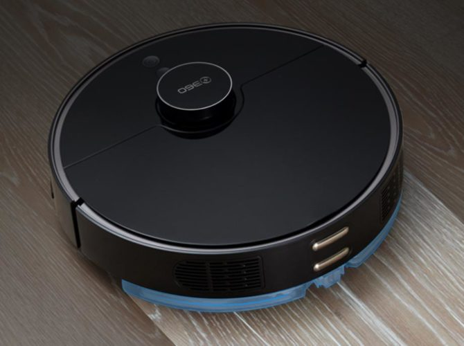 360 S7 Plus vacuum robot Wiping function