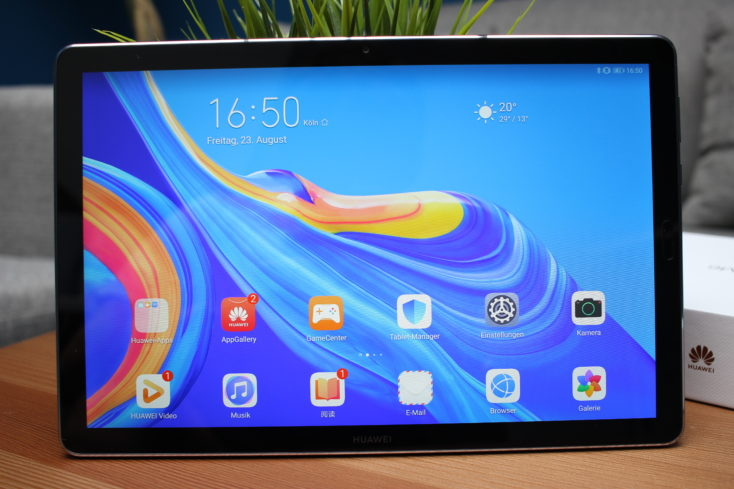 Huawei MediaPad M6- Best tablets for students