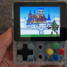 LDK Game Handheld Zelda Game