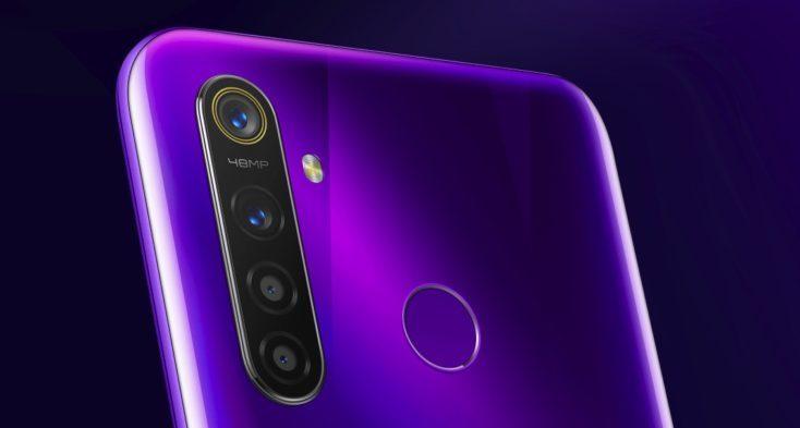 Oppo Realme 5 Pro Camera