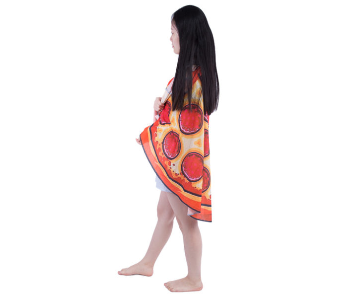 Pizza Blanket Cloth