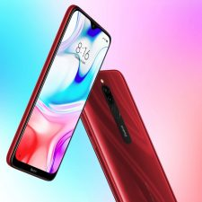 Redmi 8 Smartphone Red