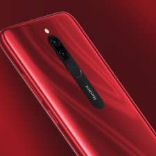 Redmi 8 Smartphone Red Backside