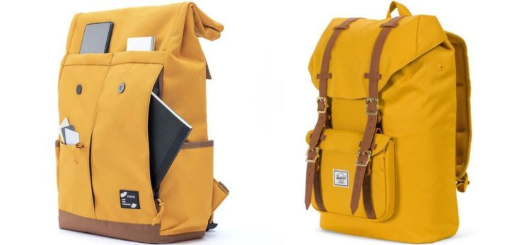 U'Revo backpack bags comparison design Herschel
