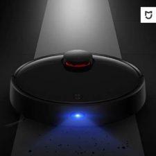 Xiaomi Mijia Robot 1S Vacuum Robot Black