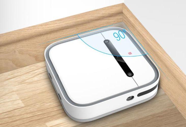 Xiaomi SWDK Vacuum robot Form Corners