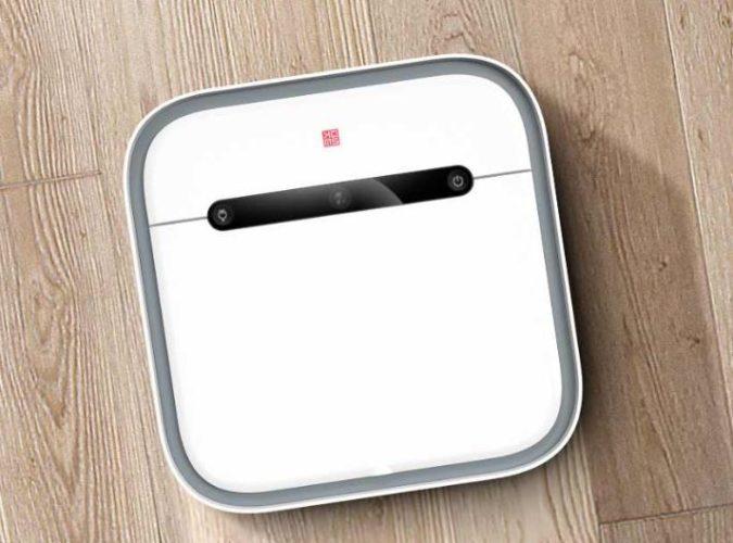 Xiaomi SWDK Vacuum robot Form