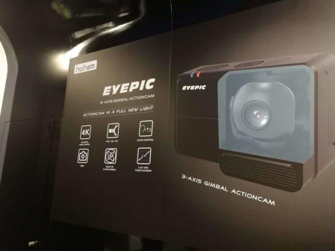 EYEPIC Actioncam