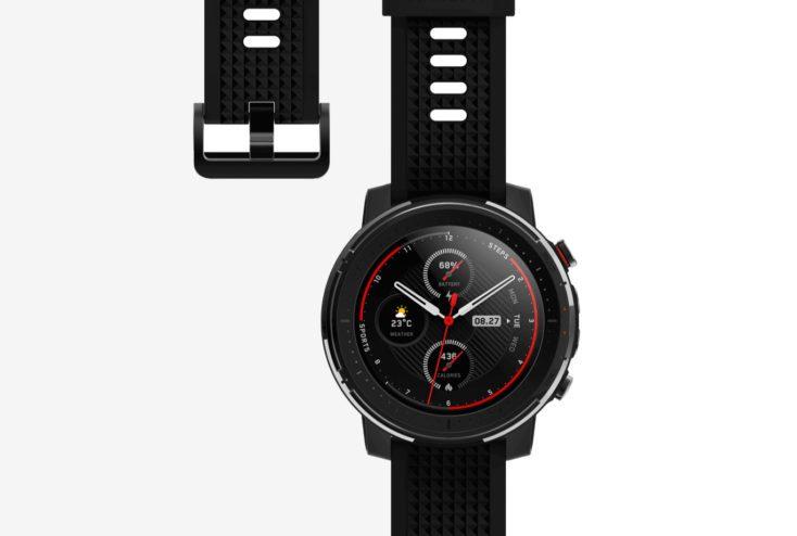 Huami Amazfit Pace 3 Silicone Bracelet