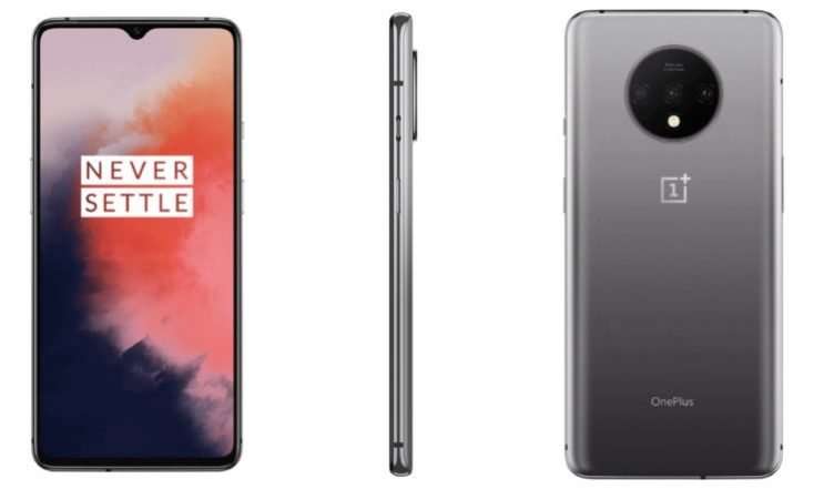 OnePlus 7T Frosted Silver