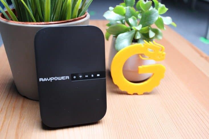 RAVPower Filehub Router