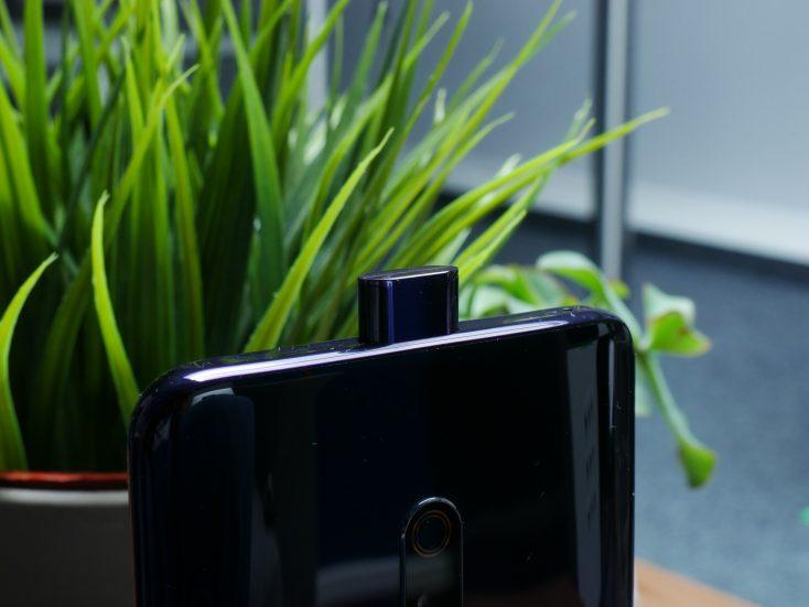 Realme X Pop-Up Camera