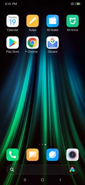 Redmi Note 8 Pro Google Services TS