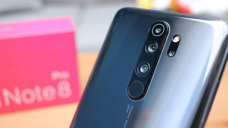 Redmi Note 8 Pro Quad Camera