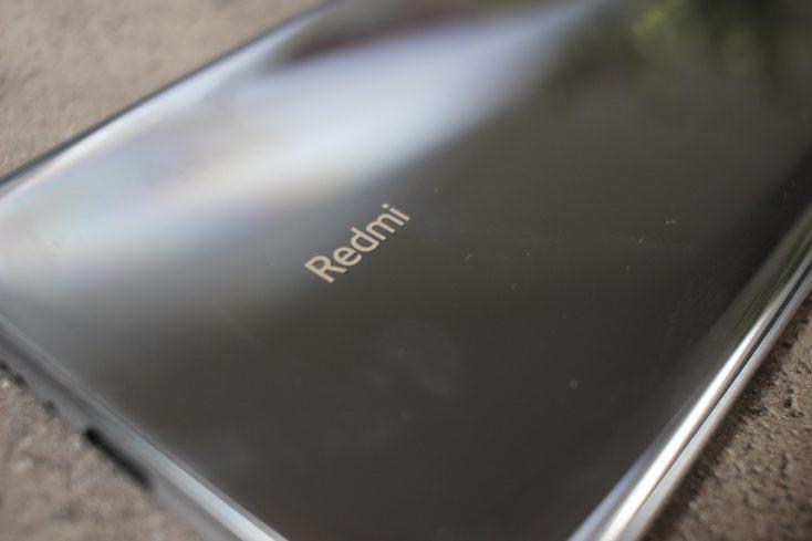 Redmi Note 8 Pro Redmi Logo
