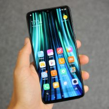 Redmi Note 8 Pro Smartphone Display in Hand