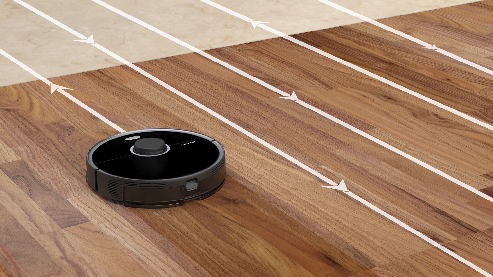 Roborock S5 Max vacuum robot: The best mopping function so far?