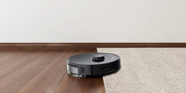 Roborock S5 Max vacuum robot obstacle detection