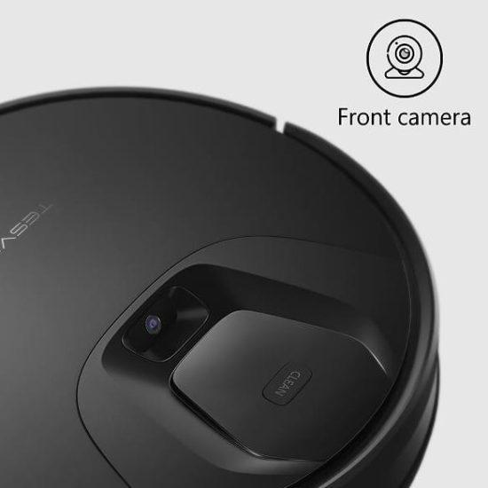Tesvor T8 vacuum robot camera