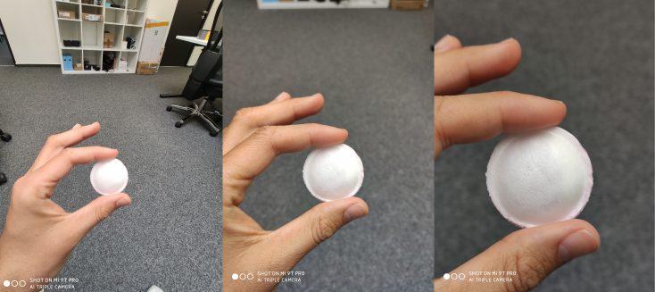 Xiaomi MI 9T Pro Main Camera comparison