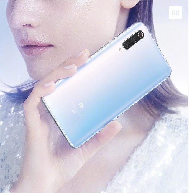 Xiaomi Mi 9 Pro Backside